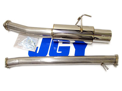 JGY - 350Z/G35 Exhaust - Nissan