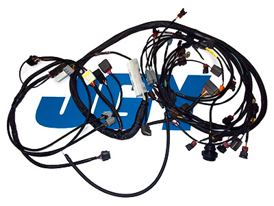 jgy wiring specialties harnesses rh jgy cc Trailer Wiring Harness rb26 wiring harness diagram
