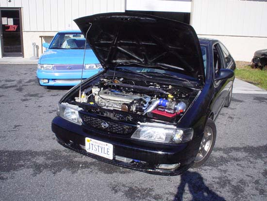 JGY Installs - Nissan, 240sx, nissan sentra, 350z, G35